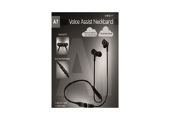 Voice Assist Bluetooth Neckband